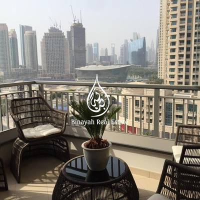 1 Bedroom Apartment for Rent in Downtown Dubai, Dubai - Available Now 1BR+Study Claren