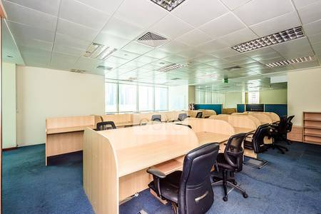 Available fitted office in Liberty House