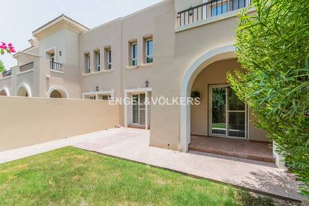 3 Bedroom Townhouse for Sale in Arabian Ranches, Dubai - Well Maintained Type 2M Villa   Great Deal