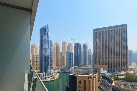 2 Bedroom Apartment for Sale in Dubai Marina, Dubai - Exclusive   Fantastic 2 Beds   Silverene Towers   Marina View