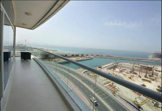 Exclusive | Dorra Bay Tower | Sea View | 3 BR Apartment | sq.ft 2