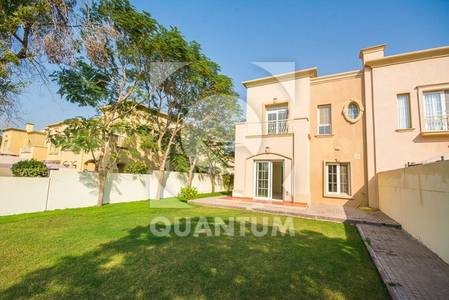 3 Bedroom Villa for Rent in The Springs, Dubai - Well Maintained 3E Opposite The Lake