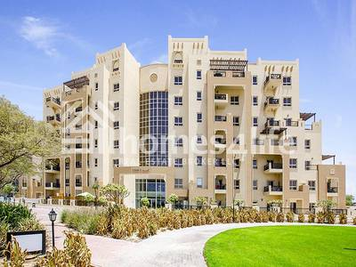 1 Bedroom Flat for Rent in Remraam, Dubai - Cheapest Podium facing and quiet location