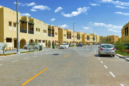 3 Bedroom Villa for Rent in Hydra Village, Abu Dhabi - Homey Corner Unit 3BR Villa in Hydra.Hurry