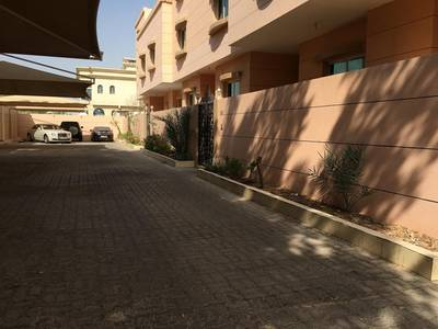 6 Bedroom Villa for Rent in Khalifa City A, Abu Dhabi - Spacious Villa with Private Garden in KCA