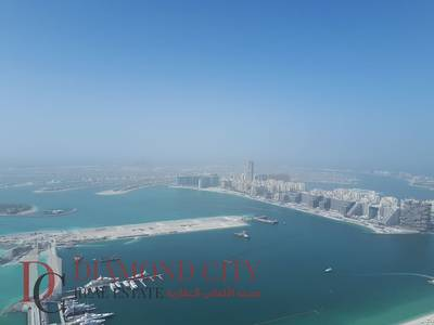 4 Bedroom Penthouse for Rent in Dubai Marina, Dubai - Live in Sky| 4BR Penthouse | Private Pool | Elite Residence
