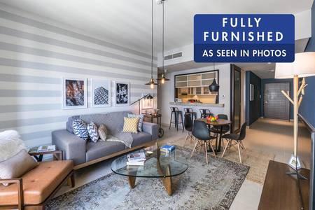 1 Bedroom Apartment for Rent in Downtown Dubai, Dubai - Professional Interior Design | Furnished