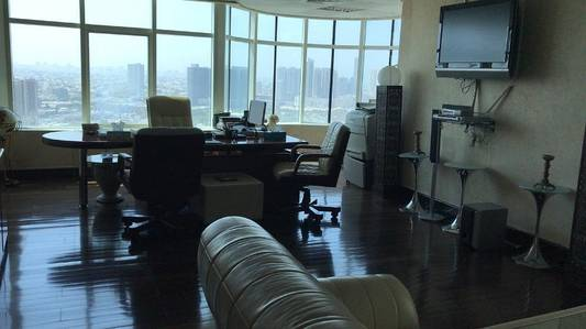 Office for Rent in Ajman Downtown, Ajman - Two Offices Very Nice Big Size In Horizon Tower Ajman