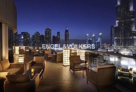 4 Bedroom Penthouse for Sale in Downtown Dubai, Dubai - Penthouse | Highest floor|Sky Collection