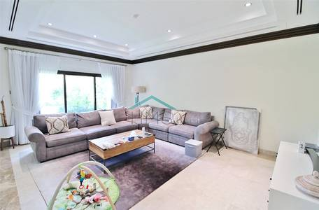 5 Bedroom Villa for Rent in The Lakes, Dubai - Type L1 - Pool & Park View - Hattan 2