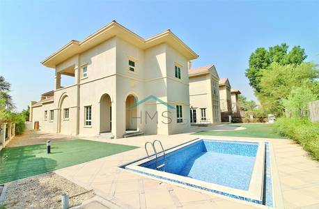 5 Bedroom Villa for Rent in Jumeirah Islands, Dubai - European Cluster - Private Pool - Available Now