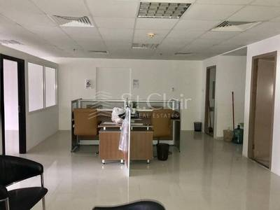 Office for Rent in Jumeirah Lake Towers (JLT), Dubai - Furnished| Fully Fitted | With Partitions
