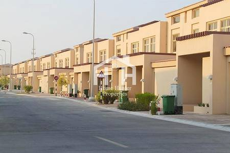 4 Bedroom Villa for Rent in Al Raha Golf Gardens, Abu Dhabi - Vacant - Prime Location 4 Bedroom Villa