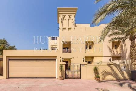 Stunning Home on the Golf Course - Al Hamra Village