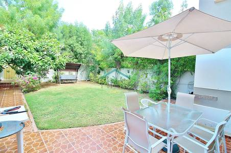 3 Bedroom Villa for Rent in The Springs, Dubai - Fully Upgraded & Extended - Type 3M - Springs 8