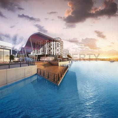 Studio for Sale in Yas Island, Abu Dhabi - *Phase 1* Bld 3 : Water's Edge Yas Island : Re-Sale Stock
