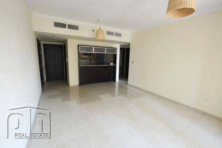 1 Bedroom Apartment for Rent in Dubai Marina, Dubai - One Bedroom / Unfurnished / Available Now