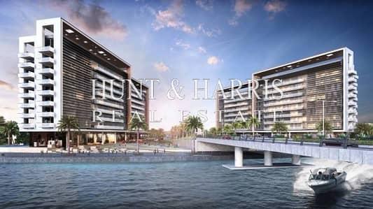 Mina Al Arab - Gateway Residences - One Bedroom Apartment - Waterfront Oasis at the heart of RAK