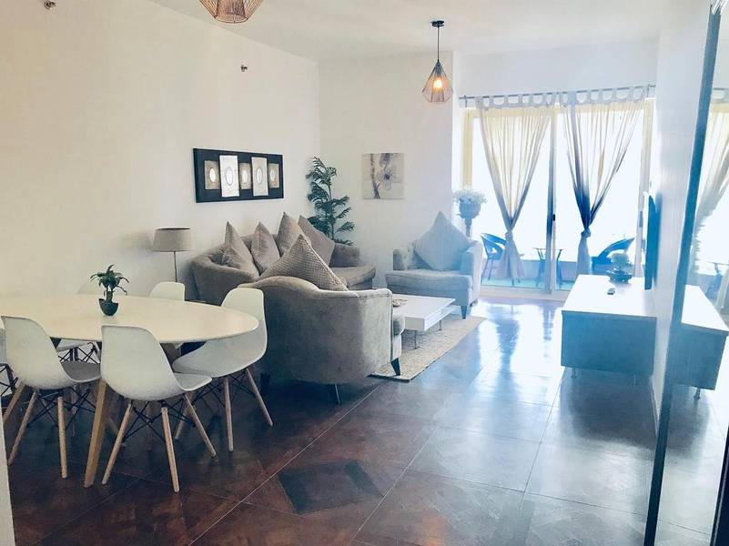 Spacious 2BHK Fully Furnished Close to Metro