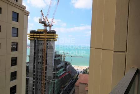 3 Bedroom Flat for Rent in Jumeirah Beach Residence (JBR), Dubai - Best layout! Well maintained 3BD at Sadaf