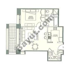 Level 6to28 - 2 Bedrooms (Type 2)