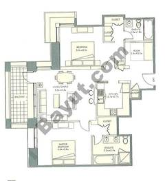 Level 29to42 - 2 Bedrooms (Type 1)