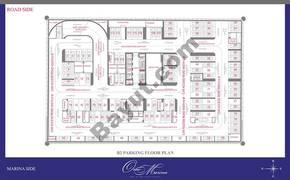 B2 Parking Floor Plan
