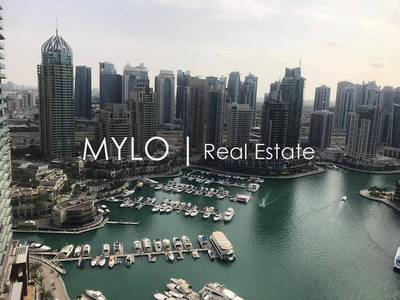 2 Bedroom Flat for Rent in Dubai Marina, Dubai - Damac Heights | 2 bedrooms | Unfurnished