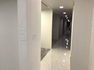 Office for Rent in Business Bay, Dubai - NO COMMISSION, AED 15,000 Furnished Shared Office in Business Bay with Ejari.