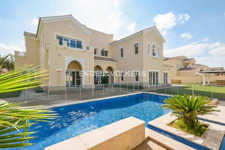 6 Bedroom Villa for Sale in Arabian Ranches, Dubai - Upgraded | Type D | Landscaped | Own Pool