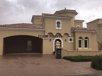 3 Bedroom Villa for Rent in Umm Al Quwain Marina, Umm Al Quwain - Well maintained 3BR+M Villa |Mistral|  Ready to move in