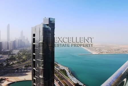 4 Bedroom Apartment for Rent in Corniche Area, Abu Dhabi - Elegant 4 Master Bedroom Flat with 2 Parking
