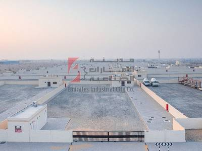 Plot for Rent in Al Saja, Sharjah - Amazing - Brand New Open Yard Direct From the Owner