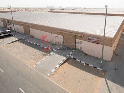 Warehouse for Rent in Al Saja, Sharjah - Brand New and Spacious Warehouse for Rent on Emirates Rd. 611