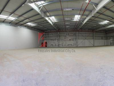 Warehouse for Rent in Al Saja, Sharjah - Brand New Warehouse | Ready To Move In | With Special Amenities