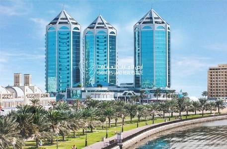 3 Bedroom Flat for Rent in Al Majaz, Sharjah - Spacious 3 bedroom with Full Buhaira  View
