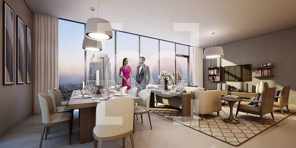 1 Bedroom Apartment for Sale in Downtown Dubai, Dubai - Largest Type of One bedroom with beautiful view