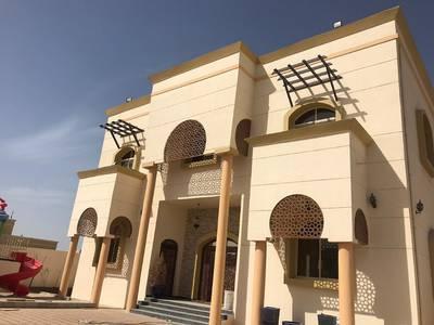 5 Bedroom Villa for Rent in Al Mowaihat, Ajman - Brand new villa superdelux finishing for rent in Ajman