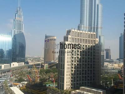2 Bedroom Apartment for Rent in Downtown Dubai, Dubai - 2BR apartment with view of Burj  Khalifa