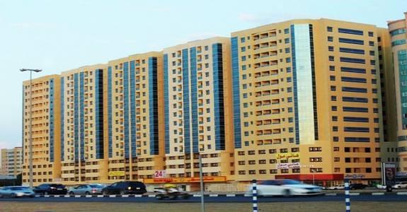 Studio for Rent in Garden City, Ajman - Big Studio with Balcony AED 15,000 in Garden city