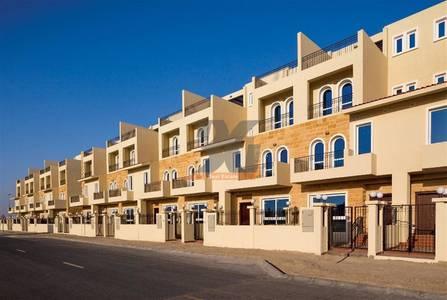 تاون هاوس 4 غرف نوم للايجار في قرية جميرا الدائرية، دبي - 4 Bedroom Brand New | Townhouse For Rent