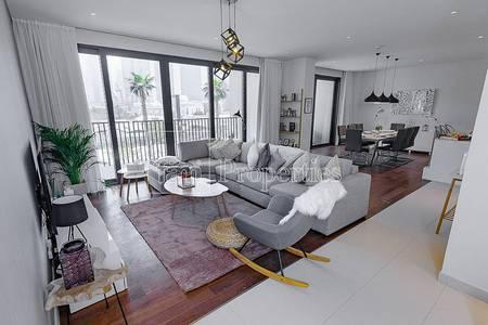 3 Bedroom Flat for Rent in Jumeirah, Dubai - Splendid SZR Views |  With Stylish Decor