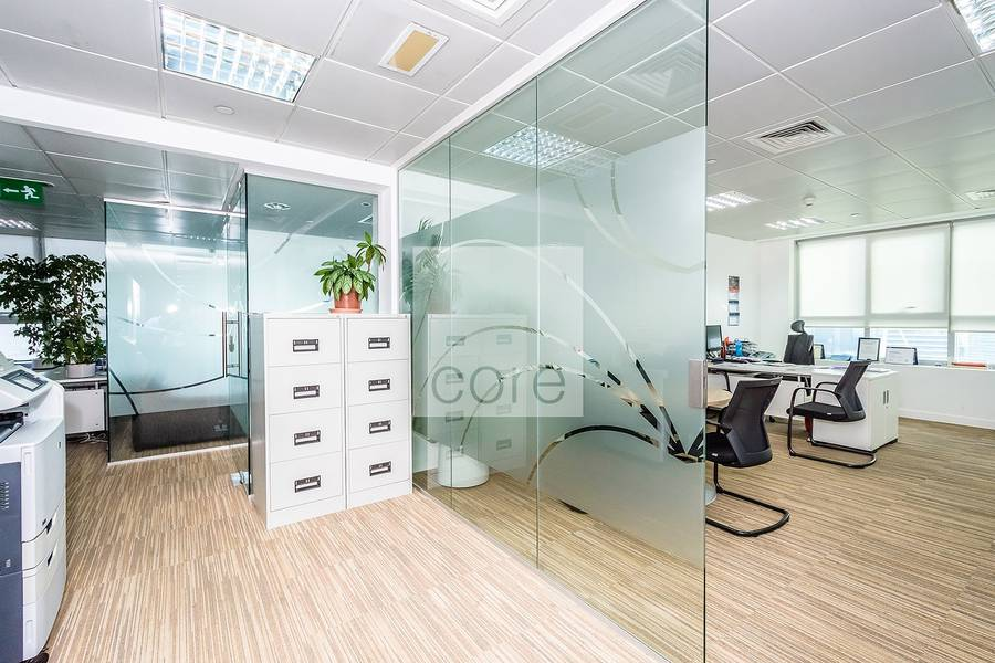 10 Fitted office ready for lease I Armada 2