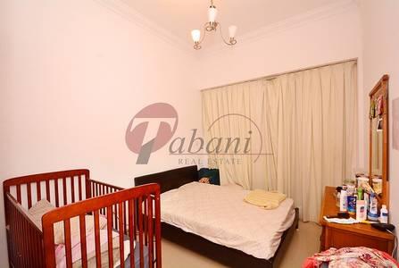 1 Bedroom Flat for Sale in Dubai Marina, Dubai - marina view with balcony near metro