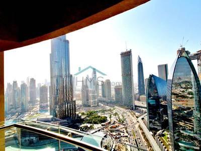 Studio for Sale in Downtown Dubai, Dubai - Khalifa View   5 Star Living   Furnished