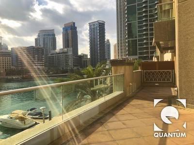 1 Bedroom Flat for Rent in Dubai Marina, Dubai - Rare Villa - Chiller Free - Marina Views