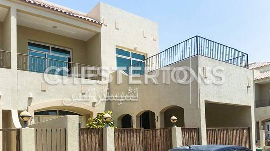 3 Bedroom Villa for Rent in Khalifa City A, Abu Dhabi - With Facilities Pool Gym Basketball Court