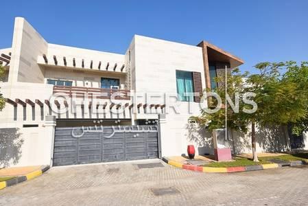 6 Bedroom Villa for Rent in Al Maqtaa, Abu Dhabi - Luxurious  Villa  in a Gated  Community