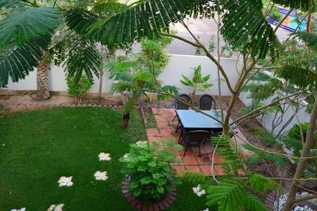 4 Bedroom Villa for Rent in Al Reef, Abu Dhabi - LIVING SPACE IS BIGGER THAN A 5 Br VILLA