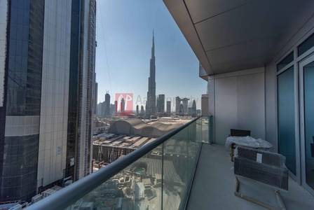 2 Bedroom Flat for Sale in Downtown Dubai, Dubai - Ready To move in ! Fully Furnished Direct Link to Dubai Mall